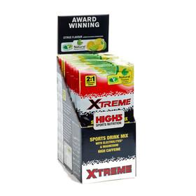 High5 EnergySource Drink Xtreme Box 12x47g, Lemon
